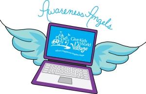 Awareness Angels Logo